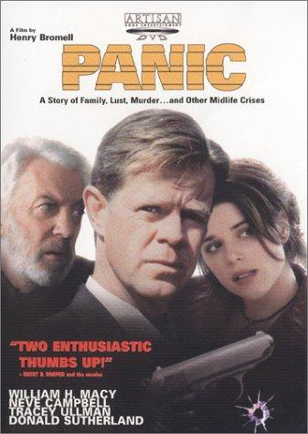 Neve Campbell, William H. Macy, and Donald Sutherland in Panic (2000)