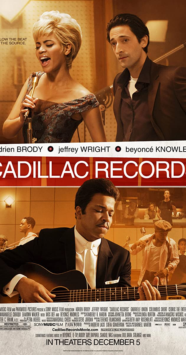 Subtitle of Cadillac Records