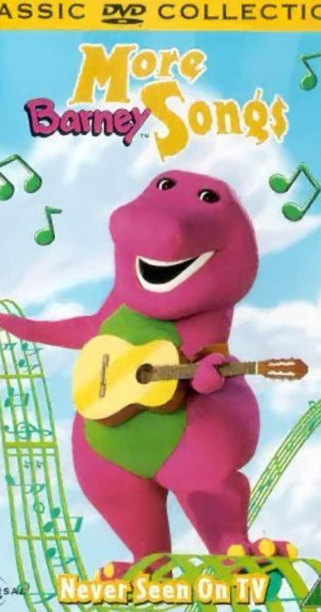 More Barney Songs (Video 1999) - IMDb