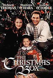 the christmas box poster - The Christmas Box Cast