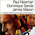 James Mason, Paul Newman, and Dominique Sanda in The MacKintosh Man (1973)