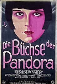 Pandora's Box (1929) Poster - Movie Forum, Cast, Reviews