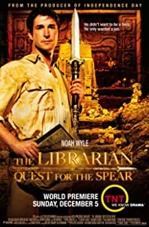 The Librarian: Quest for the Spear (2004 TV Movie)