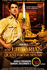 The Librarian: Quest for the Spear (2004)
