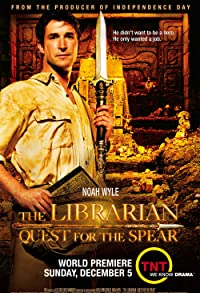 Primary photo for The Librarian: Quest for the Spear