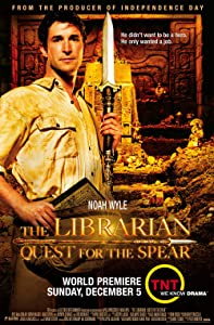 Free movies to watch online The Librarian: Quest for the Spear [1080pixel]