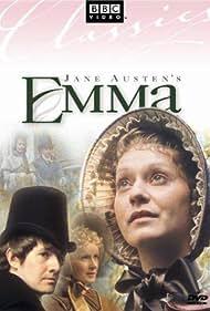 Debbie Bowen, John Carson, and Doran Godwin in Emma (1972)