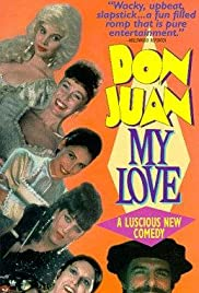 Don Juan, My Dear Ghost Poster