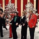 "1273-21  ""SONNY & CHER COMEDY HOUR, THE"" CHER, CHASTITY BONO, SONNY BONO, B. PETERS, CAPTAIN KANGAROO C. 1973 CBS"