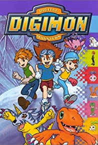Primary photo for Digimon Adventure