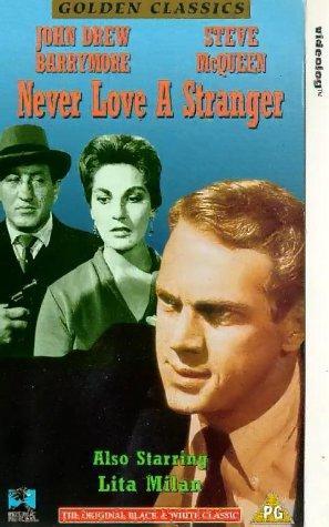 Book never love a stranger