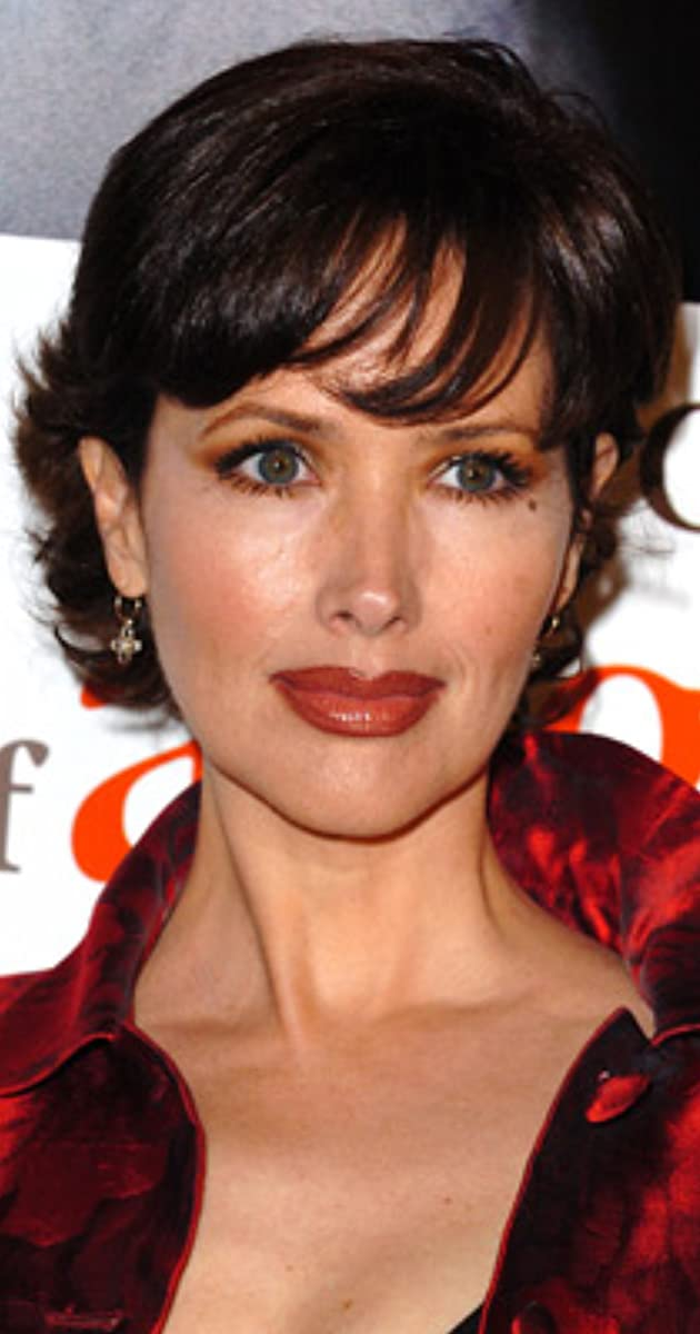 Janine Turner body