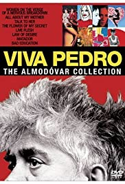 Directed by Almodóvar Poster