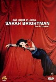 Sarah Brightman: One Night in Eden - Live in Concert Poster