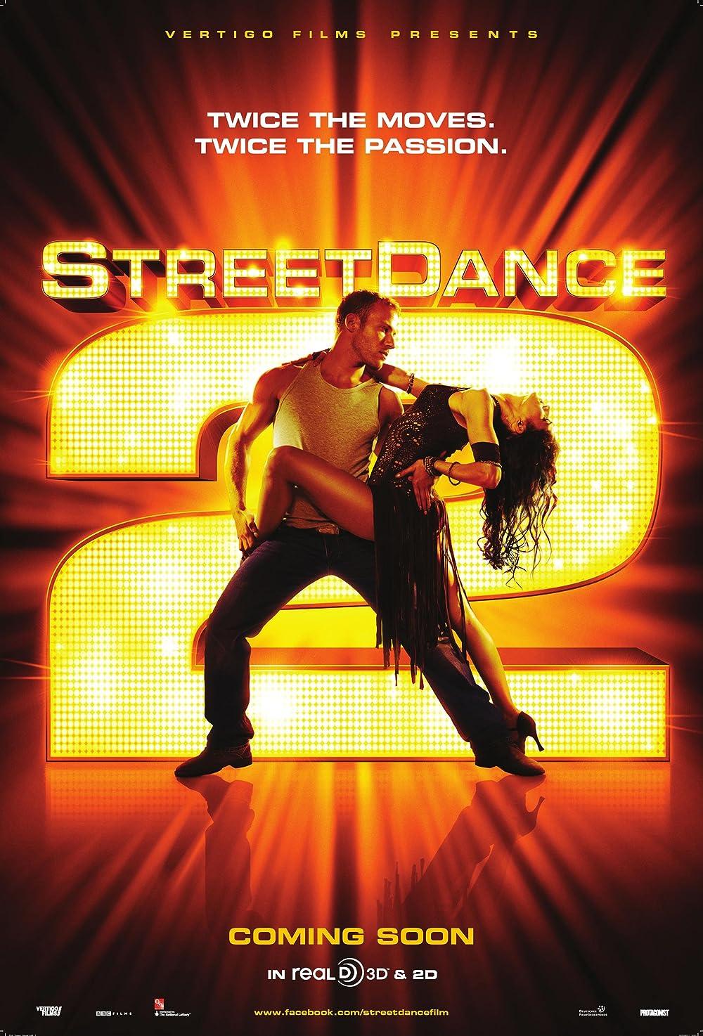 Download StreetDance 2 2012 Hindi ORG Dual Audio 480p BluRay ESub 300MB