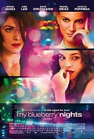 Natalie Portman, Rachel Weisz, and Norah Jones in My Blueberry Nights (2007)