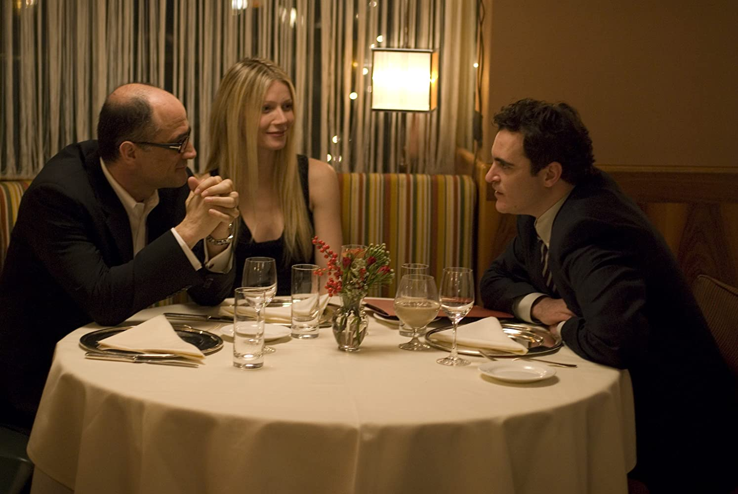 Gwyneth Paltrow and Joaquin Phoenix in Two Lovers (2008)