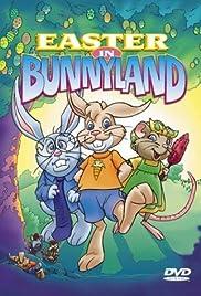 Easter in Bunnyland Poster