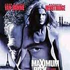Jean-Claude Van Damme and Natasha Henstridge in Maximum Risk (1996)