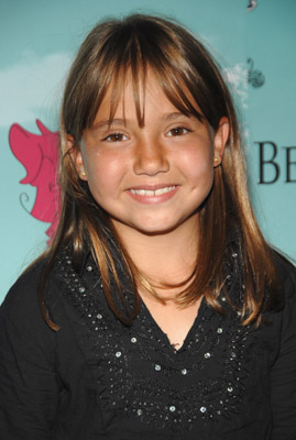 Cassidy Hinkle at an event for Dedication (2007)