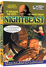 Nightbeast (1982) Poster - Movie Forum, Cast, Reviews