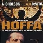 Jack Nicholson and Danny DeVito in Hoffa (1992)