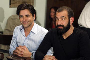 "Rick Hoffman and John Stamos in ""Jake In Progress"" ABC"