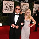 Jack Nicholson and Lorraine Nicholson at an event for The 64th Annual Golden Globe Awards 2007 (2007)