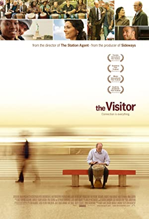 The Visitor Poster Image