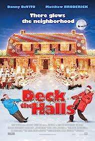 Matthew Broderick and Danny DeVito in Deck the Halls (2006)