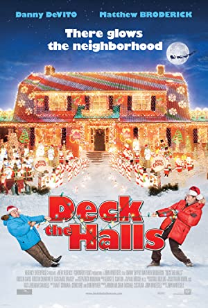 Deck the Halls Poster Image