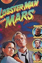 Lobster Man from Mars (1989) Poster - Movie Forum, Cast, Reviews