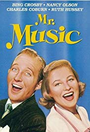 Mr. Music Poster