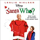 Leslie Nielsen and Max Morrow in Santa Who? (2000)