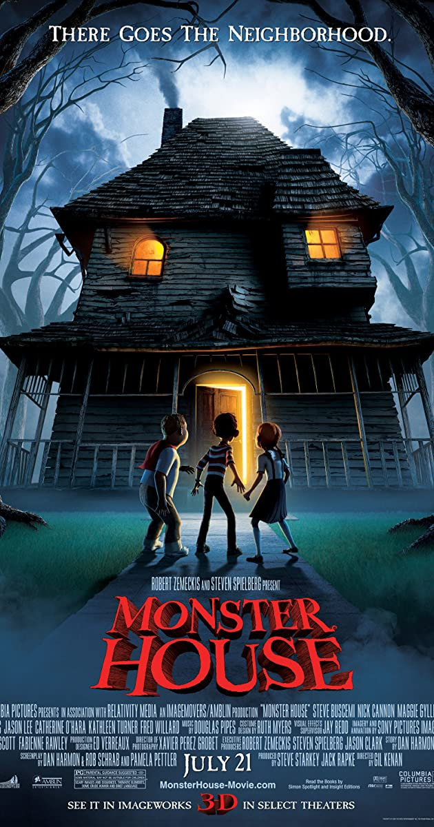 Namas monstras / Monster House (2006) Online