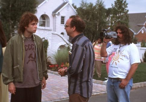 Paul Giamatti, Mike Schank, and Mark Webber in Storytelling (2001)