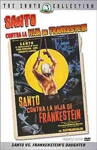 Santo vs. la hija de Frankestein Mexico