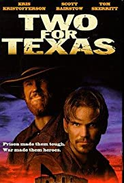 Two for Texas(1998) Poster - Movie Forum, Cast, Reviews
