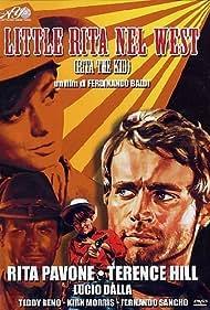 Little Rita nel West (1968) Poster - Movie Forum, Cast, Reviews