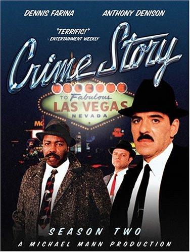 Dennis Farina and Bill Smitrovich in Crime Story (1986)