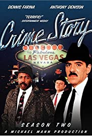 Crime Story Poster - TV Show Forum, Cast, Reviews