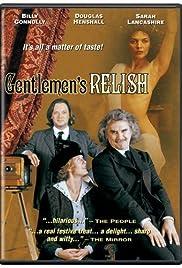 Gentlemen's Relish Poster
