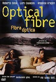Fibra óptica Poster