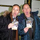 Fenton Bailey and Randy Barbato at an event for Inside Deep Throat (2005)