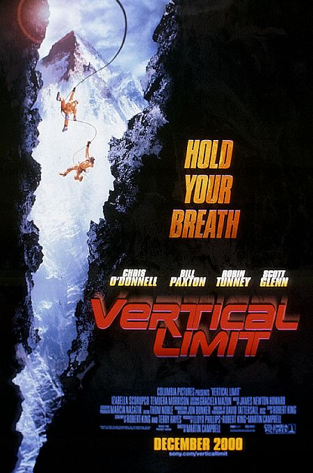 Poster film Vertical Limit (2000)