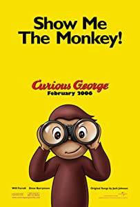 Dvd movie trailers download Curious George USA [640x960]