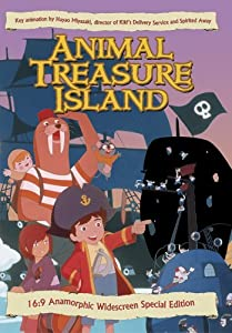 Animal Treasure Island movie download