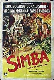 Simba (1955) Poster - Movie Forum, Cast, Reviews