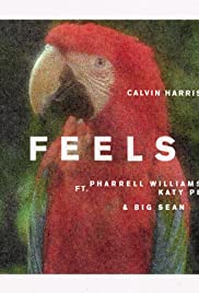 Calvin Harris Feat. Pharrell Williams, Katy Perry, Big Sean: Feels Poster