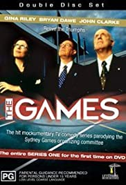 The Games Poster - TV Show Forum, Cast, Reviews